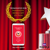 Best Innovative Mobile App – 21 Plus (GOLD)