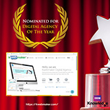Digital Agency Of The Year – kwebmaker.com (Nominated)